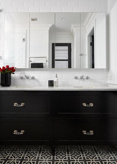 Traditional Bathroom by Danark Constructions