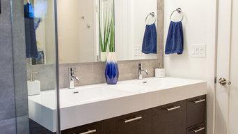Huntington Beach Master Bathroom 4