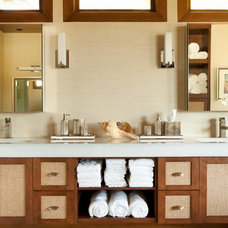 contemporary bathroom by Michael Fullen Design Group