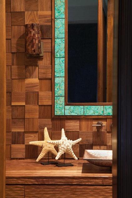 Contemporary Bathroom by Michael Fullen Design Group