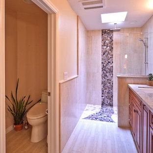 Idées déco pour une salle de bain classique.