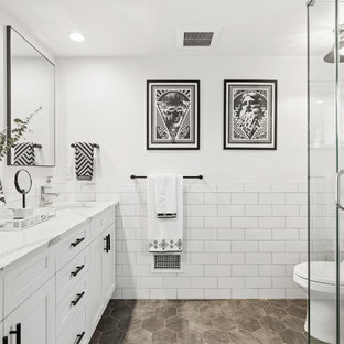 75 Most Popular Subway Tile Bathroom Design Ideas For 2019 Stylish