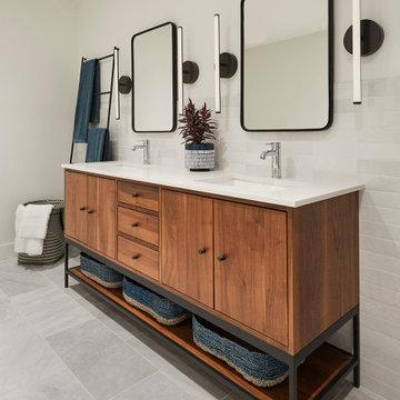 Huron Residence Master Bathroom