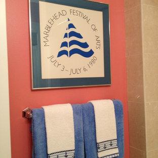 Example of a classic bathroom design in Miami
