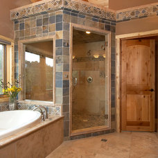 Traditional Bathroom by Evergreen Dwellings
