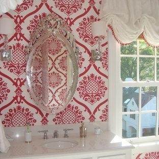 Klassisches Badezimmer in San Francisco