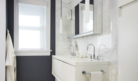 Bathed in Color: When to Use Black in the Bath