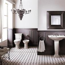 Traditional Bathroom by Hydrology