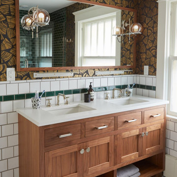 Hygge and West Whimsical Home Remodel