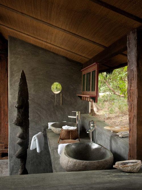 Tropical Bathroom Design Ideas Remodels Amp Photos