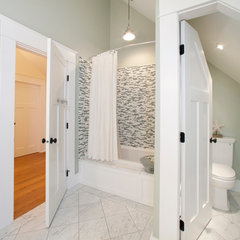 contemporary bathroom by City Tile