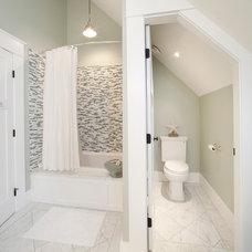 Contemporary Bathroom by City Tile
