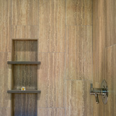 Rustic Bathroom by FabCab