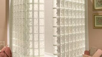 Ideas for Glass Blocks