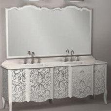 Modern Bathroom by Lea Bassani Design