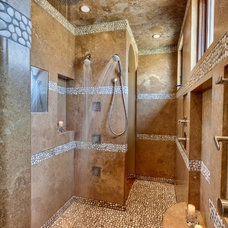 Eclectic Bathroom by Professional Design Consultants