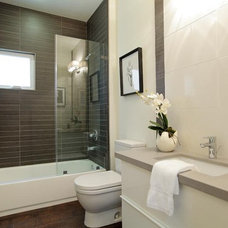 Modern Bathroom by Imperial Tile & Stone