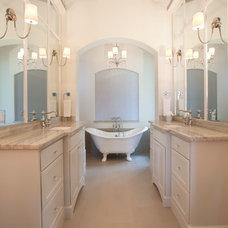 Traditional Bathroom by Wyrick Residential Design