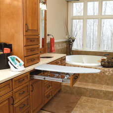 Traditional Bathroom by CustomBuilt-ins.com / CFM Company Inc.