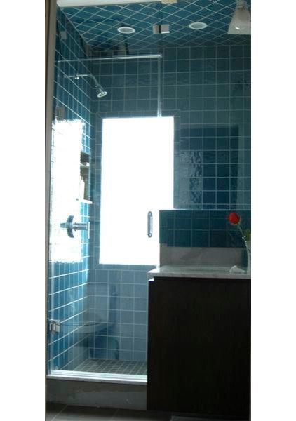 Traditional Bathroom by Showcase Showers, Inc.
