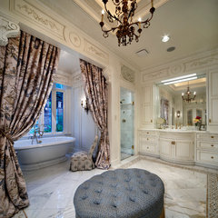 traditional bathroom by John C. Sanders and Company