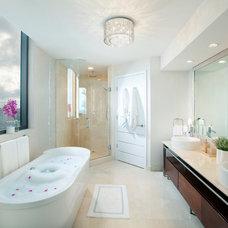 Modern Bathroom by We Got Lites