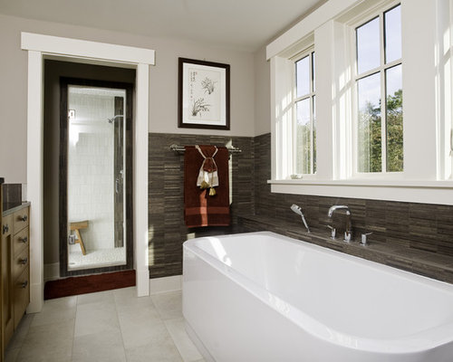 free standing tub - Bathroom Designs With Freestanding Tubs
