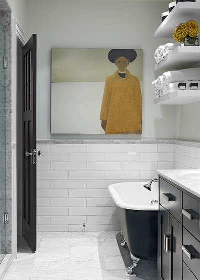 Easy and inexpensive ways to make your bathroom feel better for Bathroom design consultant