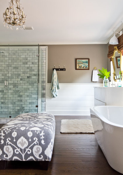 Contemporary Bathroom by Julie Holloway