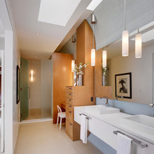 Five Inspired Bathrooms