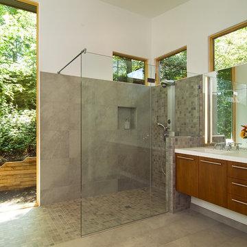 Indoor Pool Bath