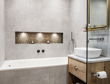 Indulgent Ensuite – Crouch End