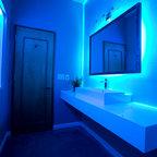 Steam Shower Traditional Bathroom Denver By David