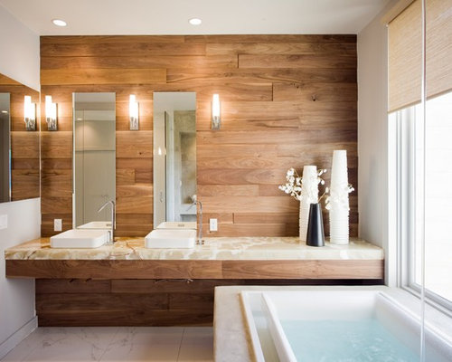 ceramic tile bathroom pictures wood tiles bathroom houzz 17637