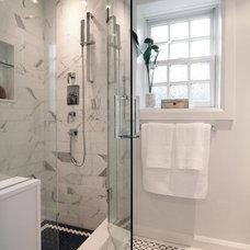 Contemporary Bathroom by MAJ Interiors