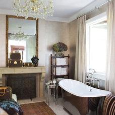 Traditional Bathroom by Tim Clarke Design