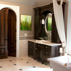 traditional bathroom by Insidesign