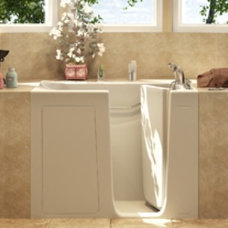 Contemporary Bathroom by American Tubs