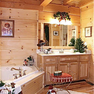 Country bathroom in Other.