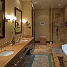Contemporary Bathroom by Colangelo Associates Architects