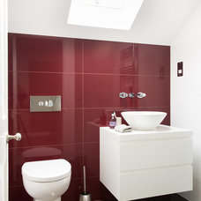 Contemporary Bathroom by Architect Your Home - Interior Your Home