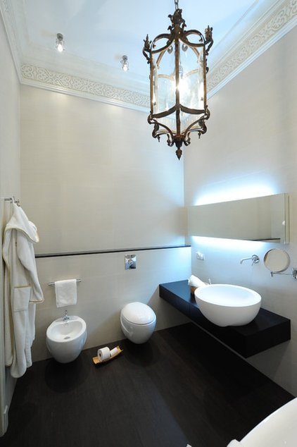 Contemporary Bathroom by Gauhar ZH