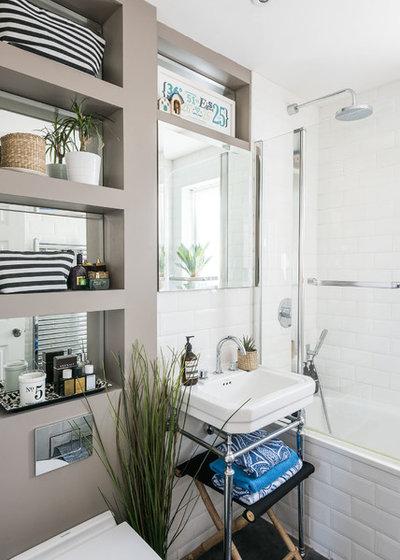 Post Konmari How To Organize Your Bathroom Storage