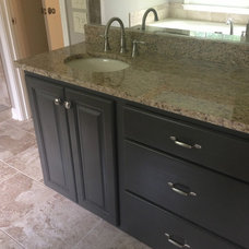 Transitional Bathroom by PRO PAINTING & REMODELING
