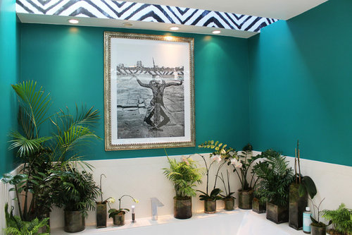 L arte in bagno mettereste foto e quadri in questa stanza