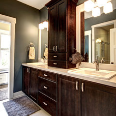 Traditional Bathroom by Photos By Kaity