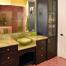 Eclectic Bathroom by Universal Developing