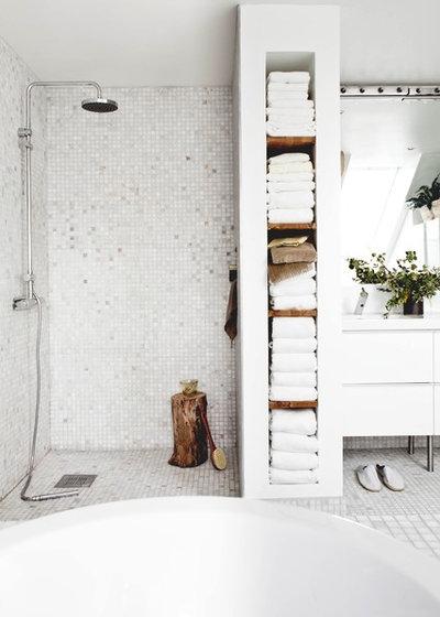 Nórdico Cuarto de baño by Daniella Witte