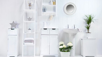 Interior White's Scandi 'Hvítr' Bathroom