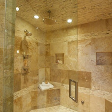 Traditional Bathroom by Nordby Design Studio, Architecture & Interiors LLC